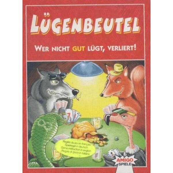 Lügenbeutel  - Egyszerbolt Társasjáték Webáruház