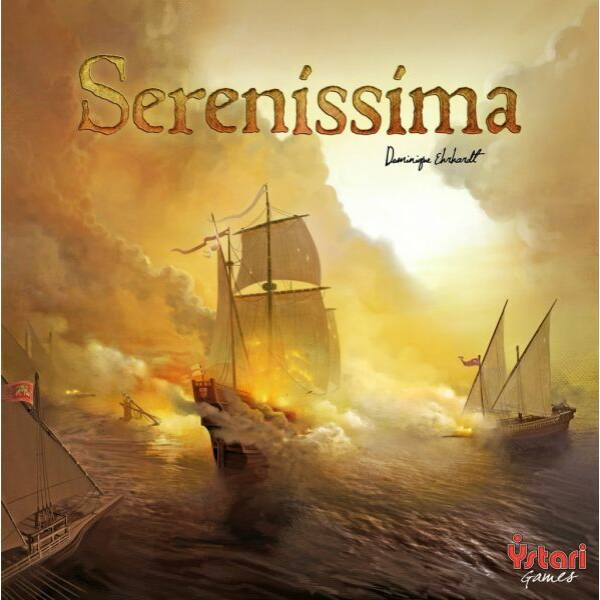 Serenissima - Egyszerbolt Társasjáték Webáruház