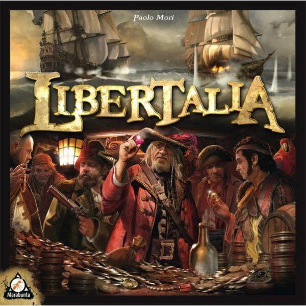 Libertalia - Egyszerbolt Társasjáték Webáruház