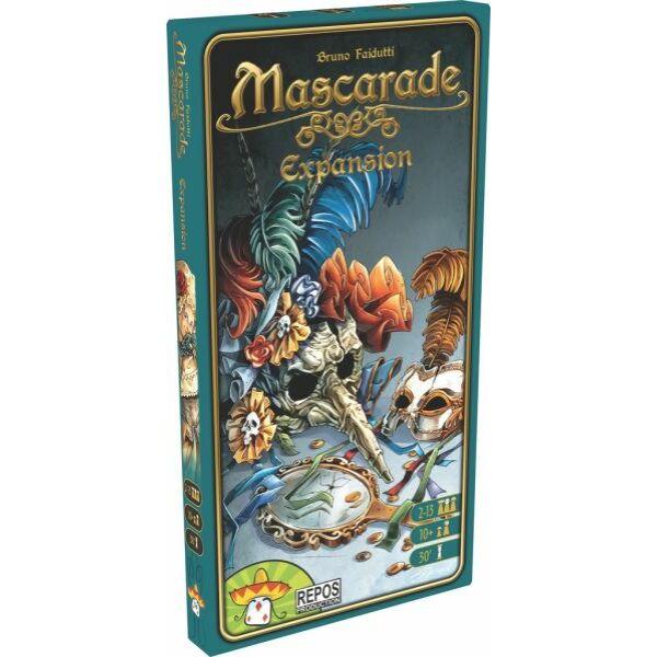 Mascarade kiegészítő - Egyszerbolt Társasjáték Webáruház