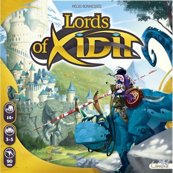 Lords of Xidit - Egyszerbolt Társasjáték Webáruház