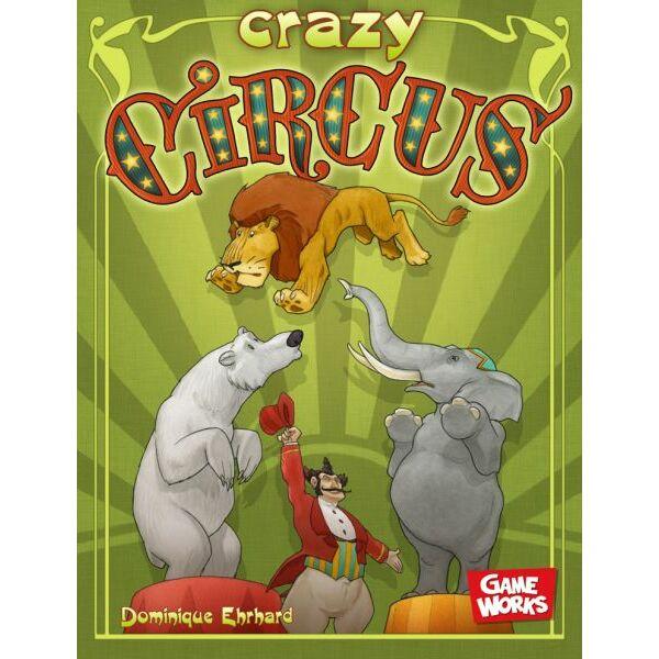 Crazy Circus - Egyszerbolt Társasjáték Webáruház