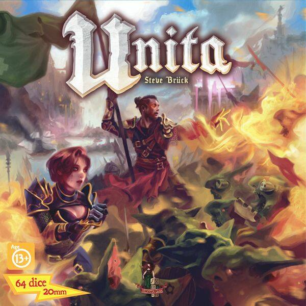 Unita - Egyszerbolt Társasjáték Webáruház