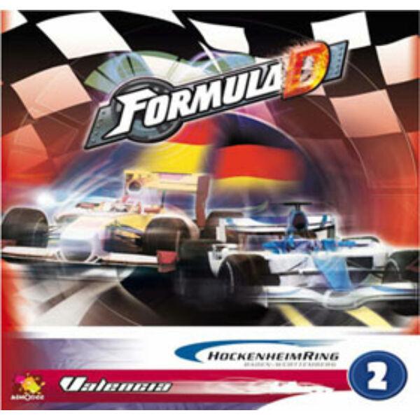 Formula D: új pályák 2 - Hockenheim & Valencia - Egyszerbolt Társasjáték Webáruház