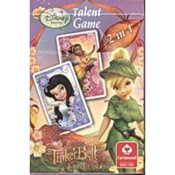 Disney Tündérek 2/1 kártya játék - Egyszerbolt Társasjáték Webáruház