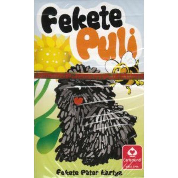 Fekete Puli, Fekete Péter kártya játék - Egyszerbolt Társasjáték Webáruház