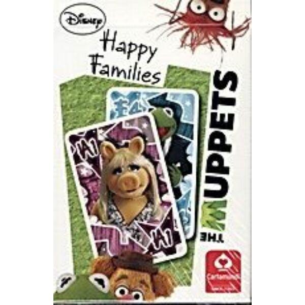 Muppets kvartett kártya játék - Egyszerbolt Társasjáték Webáruház
