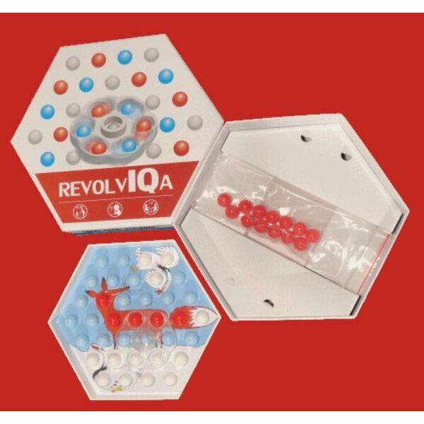 RevolvIQa red - Egyszerbolt Társasjáték Webáruház