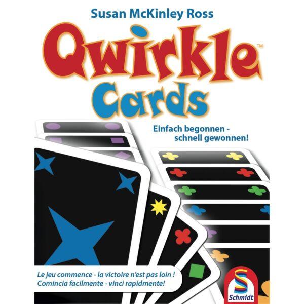 Qwirkle Cards - Egyszerbolt Társasjáték Webáruház
