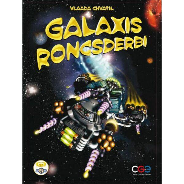 Galaxy Trucker angol kiadás - Egyszerbolt Társasjáték Webáruház