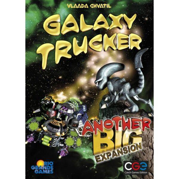 Galaxy Trucker: Another Big Expansion - Egyszerbolt Társasjáték Webáruház