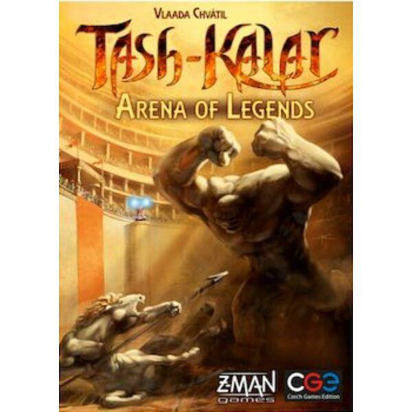 Tash-Kalar: Arena of Legends - Egyszerbolt Társasjáték Webáruház