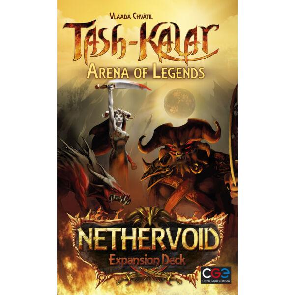 Tash-Kalar: Nethervoid kiegészítő - Egyszerbolt Társasjáték Webáruház