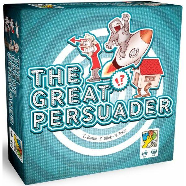 The Great Persuader - Egyszerbolt Társasjáték Webáruház