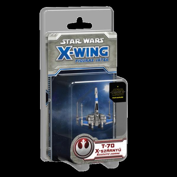 Star Wars X-Wing: T-70 X-szárnyú - Egyszerbolt Társasjáték Webáruház