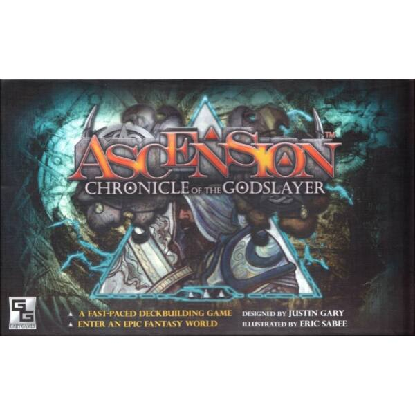 Ascension: Chronicle of the Godslayer - Egyszerbolt Társasjáték Webáruház