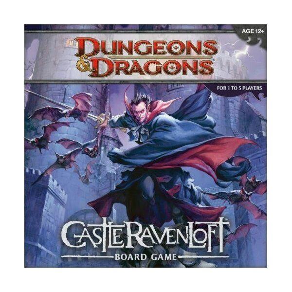 Castle Ravenloft - The Boardgame - Egyszerbolt Társasjáték Webáruház