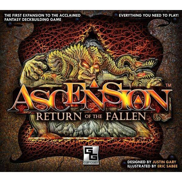 Ascension: Return of the Fallen - Egyszerbolt Társasjáték Webáruház