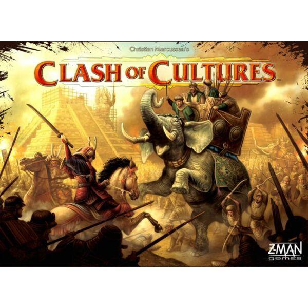 Clash of Cultures - Egyszerbolt Társasjáték Webáruház