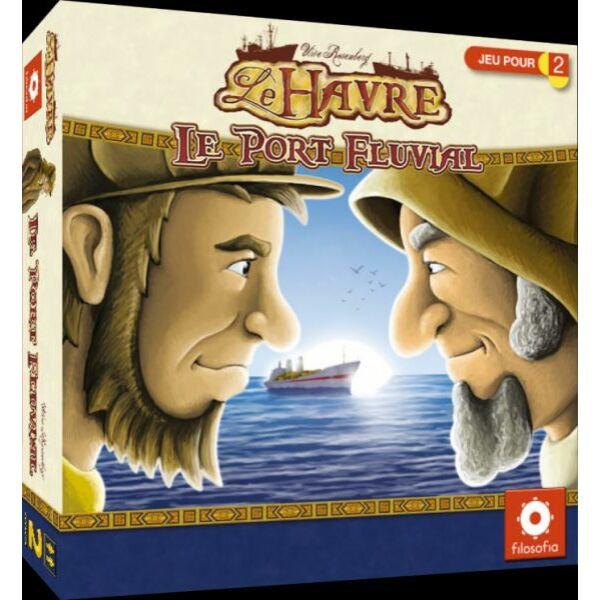 Le Havre: Inland Port - Egyszerbolt Társasjáték Webáruház