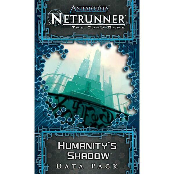 Android: Netrunner - Humanity's Shadow Data Pack - Egyszerbolt Társasjáték Webáruház