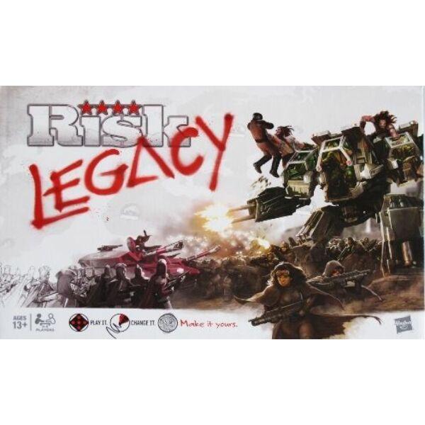 Risk Legacy - Egyszerbolt Társasjáték Webáruház
