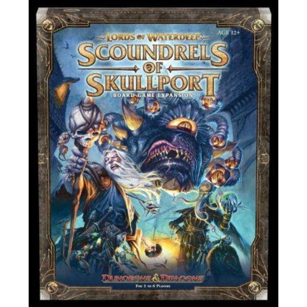 Lords of Waterdeep - Scoundrels of Skullport - Egyszerbolt Társasjáték Webáruház