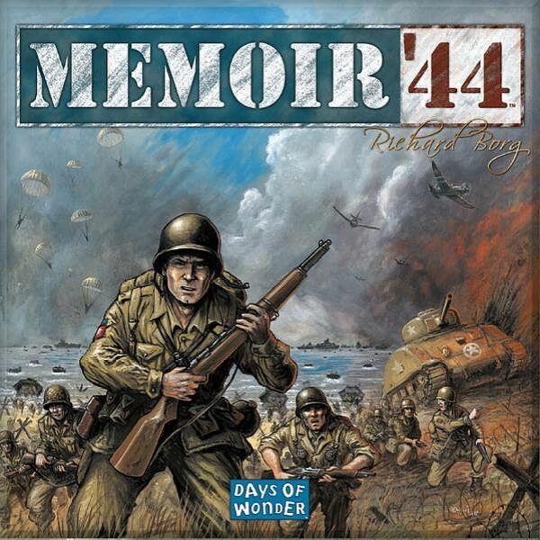 Memoir '44 - Egyszerbolt Társasjáték Webáruház