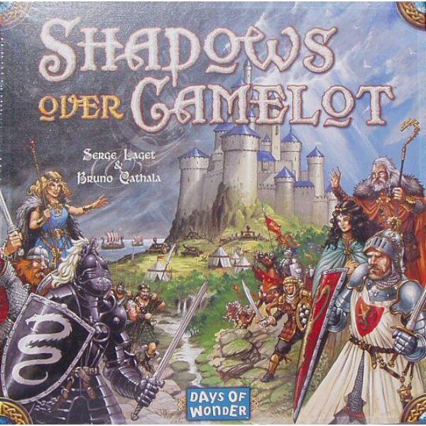 Shadows over Camelot  - Egyszerbolt Társasjáték Webáruház