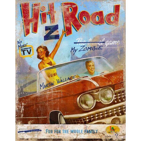 Hit Z Road - Egyszerbolt Társasjáték Webáruház