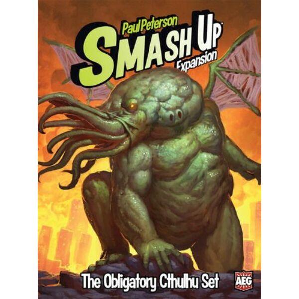 Smash Up: Obligatory Cthulhu Set kiegészítő - Egyszerbolt Társasjáték Webáruház
