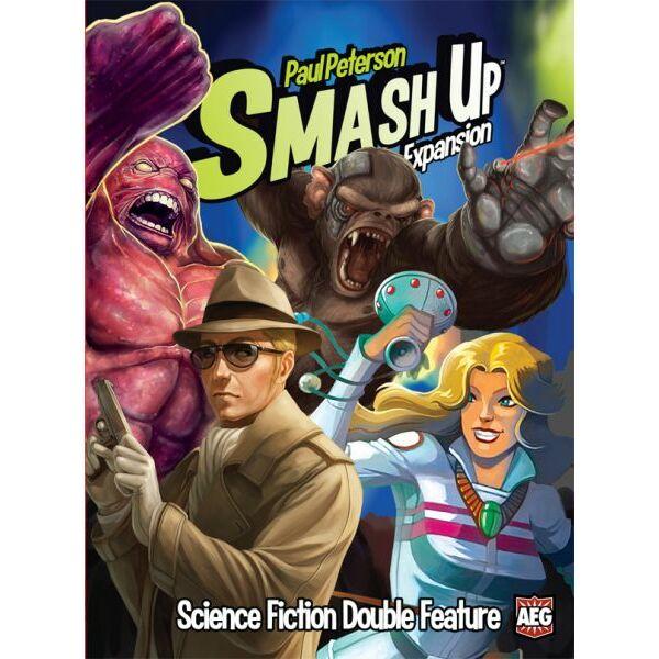Smash Up: Science Fiction Double Feature - Egyszerbolt Társasjáték Webáruház