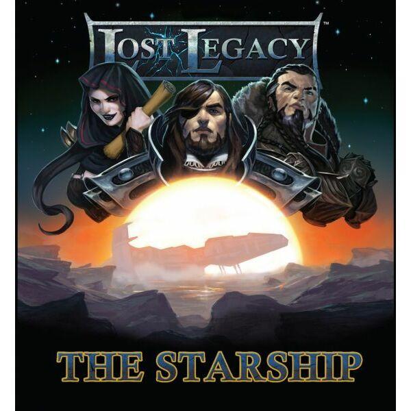 Lost Legacy: The Starship - Egyszerbolt Társasjáték Webáruház