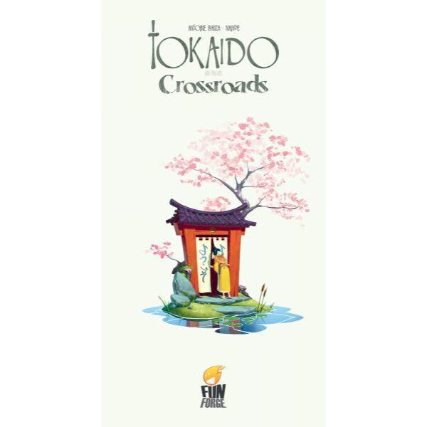 Tokaido: Crossroads stratégiai társasjáték - Egyszerbolt Társasjáték Webáruház