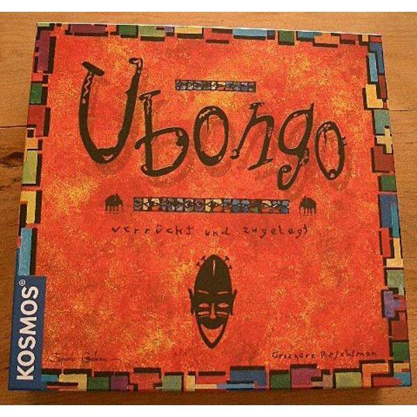 Ubongo  - Egyszerbolt Társasjáték Webáruház