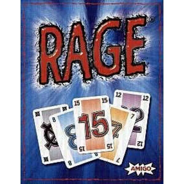 Rage - Egyszerbolt Társasjáték Webáruház
