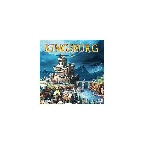 Kingsburg - Egyszerbolt Társasjáték Webáruház