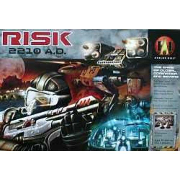 Risk 2210 - Egyszerbolt Társasjáték Webáruház