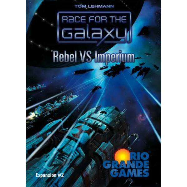 Race for the Galaxy: Rebel vs Imperium - Egyszerbolt Társasjáték Webáruház