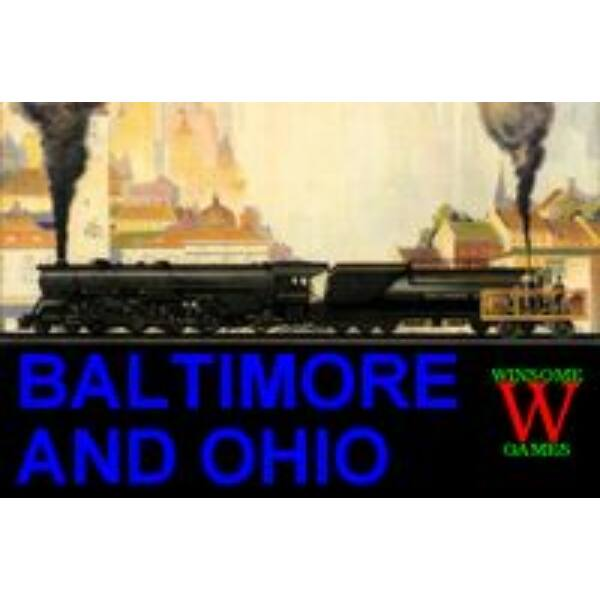 Baltimore and Ohio - Egyszerbolt Társasjáték Webáruház