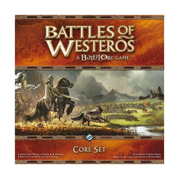 Battles of Westeros - Egyszerbolt Társasjáték Webáruház