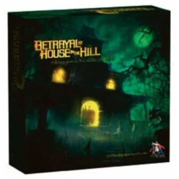 Betrayal at House on the Hill - Egyszerbolt Társasjáték Webáruház