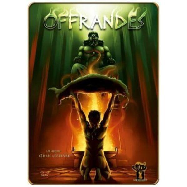 Offerings (Offrandes) - Egyszerbolt Társasjáték Webáruház
