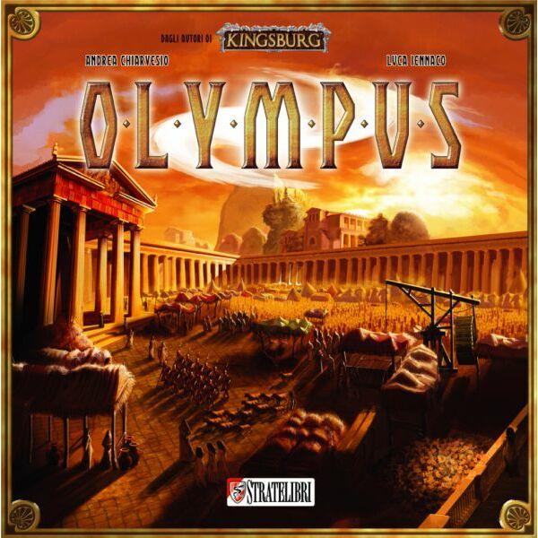Olympus - Egyszerbolt Társasjáték Webáruház