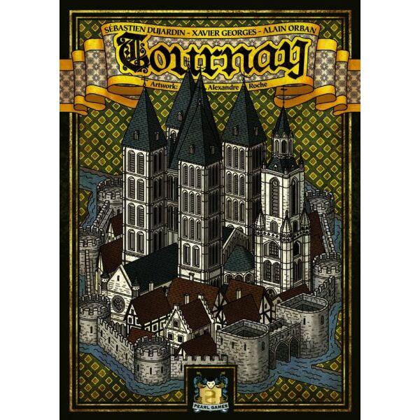 Tournay - Egyszerbolt Társasjáték Webáruház