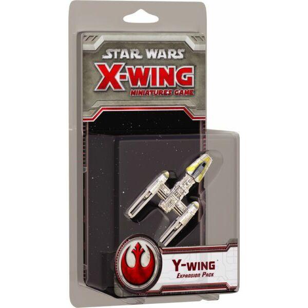 Star Wars X-Wing: Y-Wing expansion pack - Egyszerbolt Társasjáték Webáruház