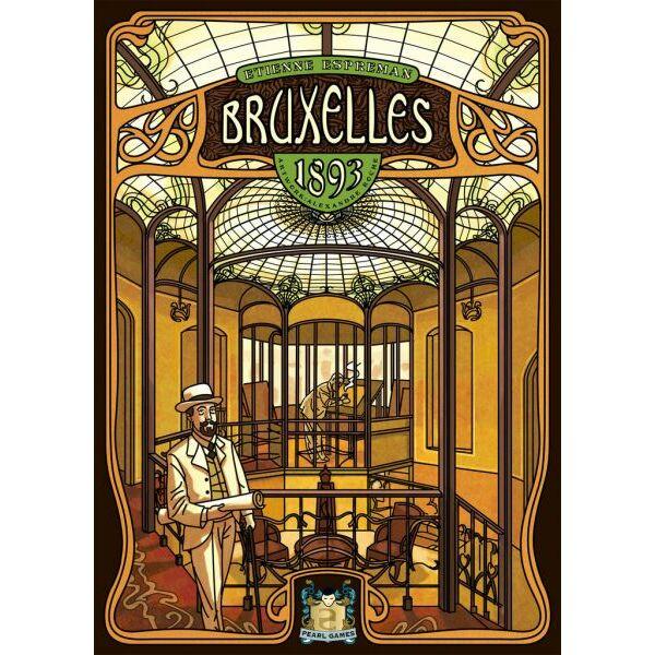 Bruxelles 1893 - Egyszerbolt Társasjáték Webáruház
