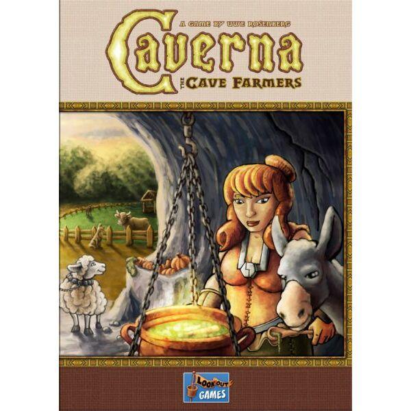 Caverna: The Cave Farmers - Egyszerbolt Társasjáték Webáruház
