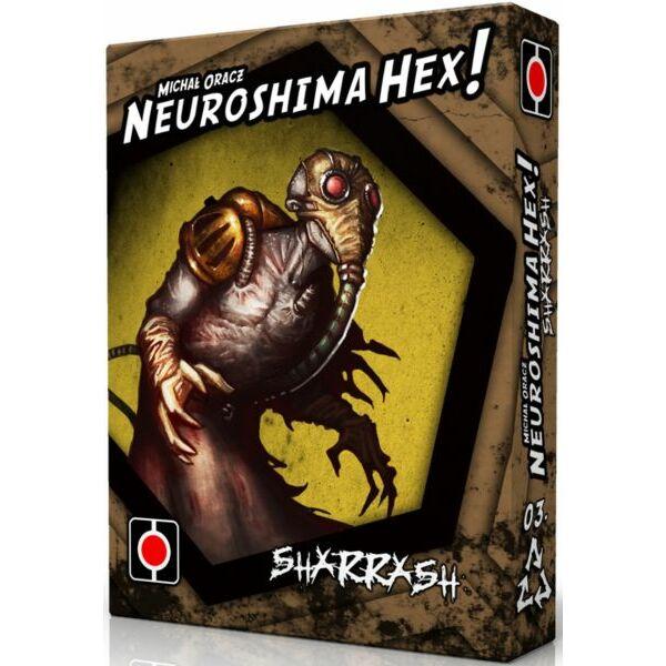 Neuroshima Hex: Sharrash kiegészítő - Egyszerbolt Társasjáték Webáruház