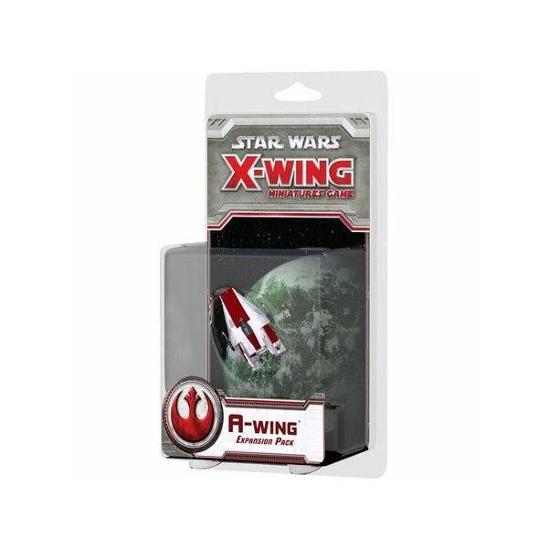 Star Wars X-Wing: A-Wing expansion pack - Egyszerbolt Társasjáték Webáruház